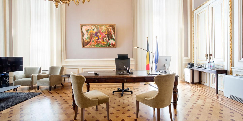 bureau du Premier ministre